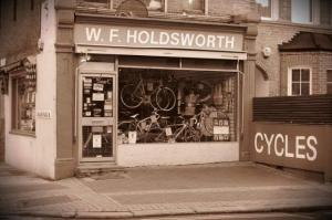 The original Holdsworth store