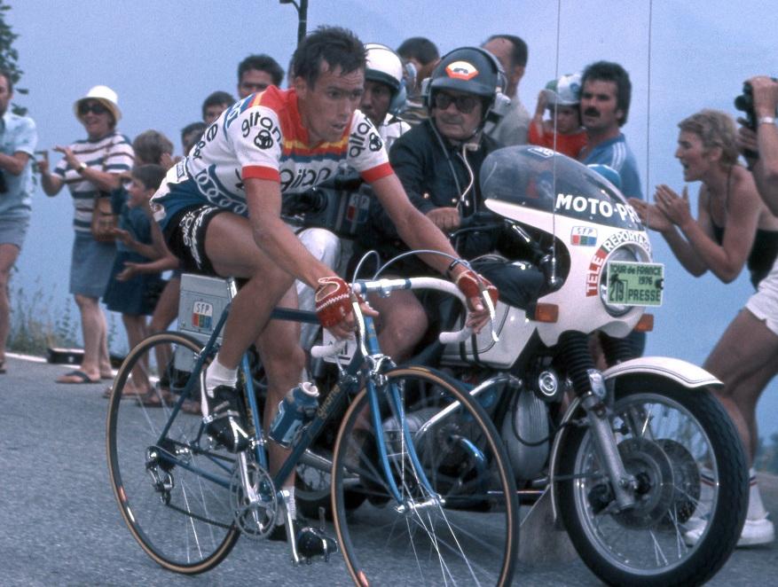Cyclisme : Tour de France - Alpe D Huez - 1976