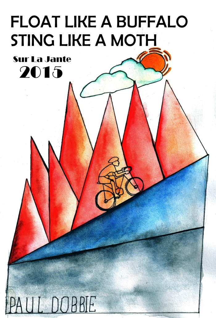 Sur La Jante – by the Book